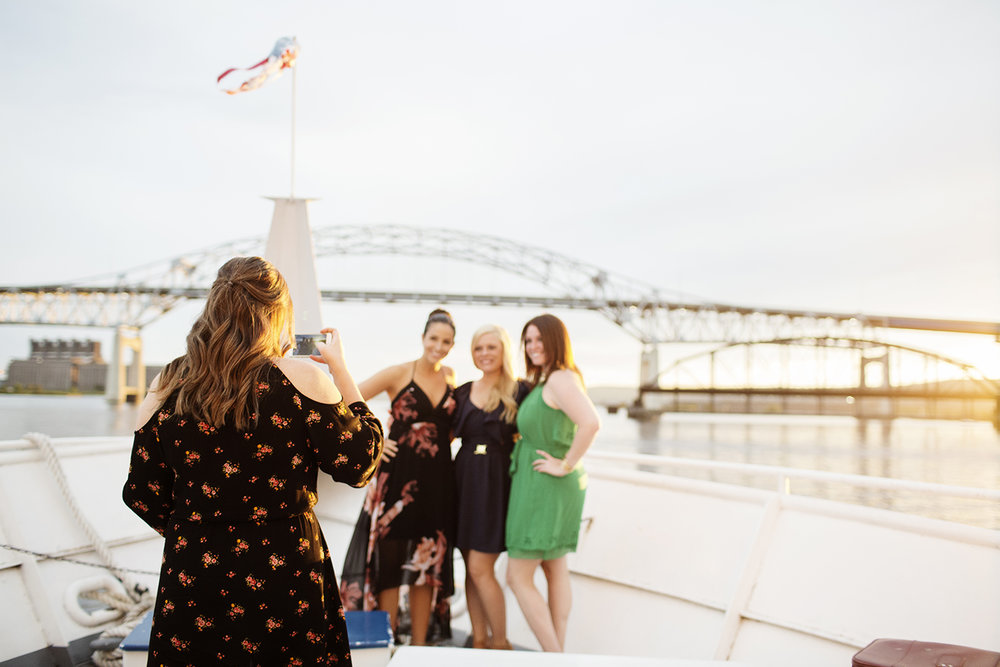 Vista Star Rehearsal Dinner Cruise Duluth, MN | Wedding Photographer | Photogen Inc. | Eliesa Johnson | Based in Minneapolis, Minnesota