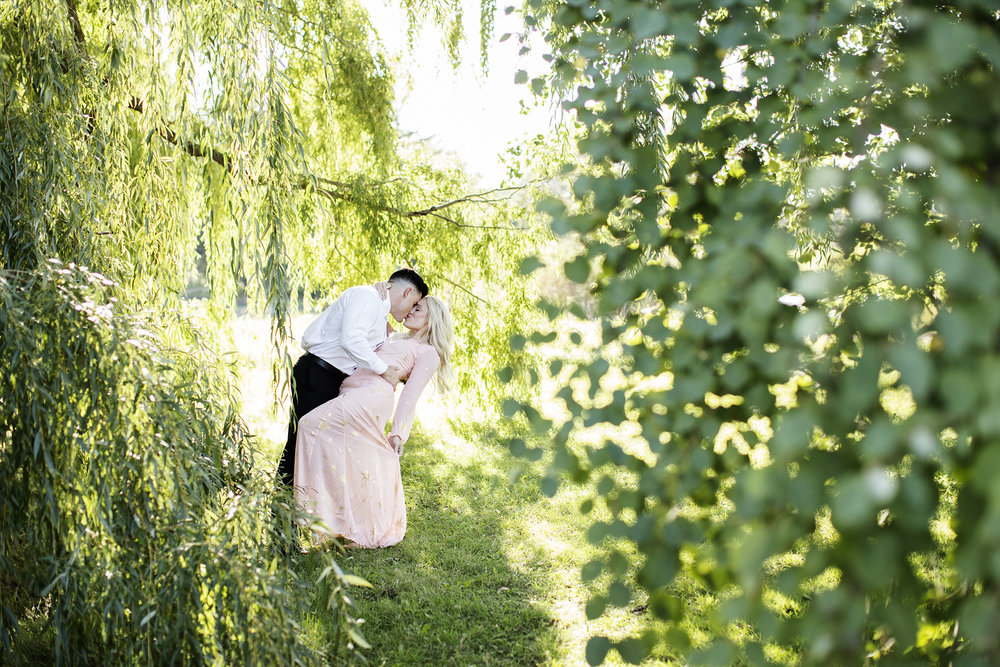 Minnesota Landscape Arboretum Engagement Photos | Photography by Photogen Inc. | Eliesa Johnson | Based in Minneapolis, Minnesota