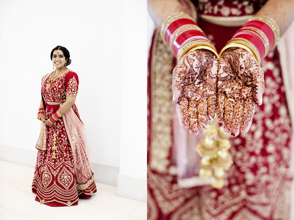 Indian Bridal Attire | Minneapolis Wedding Photos | Photography by Photogen Inc. | Eliesa Johnson | Luxury Wedding Photography Based in Minnesota