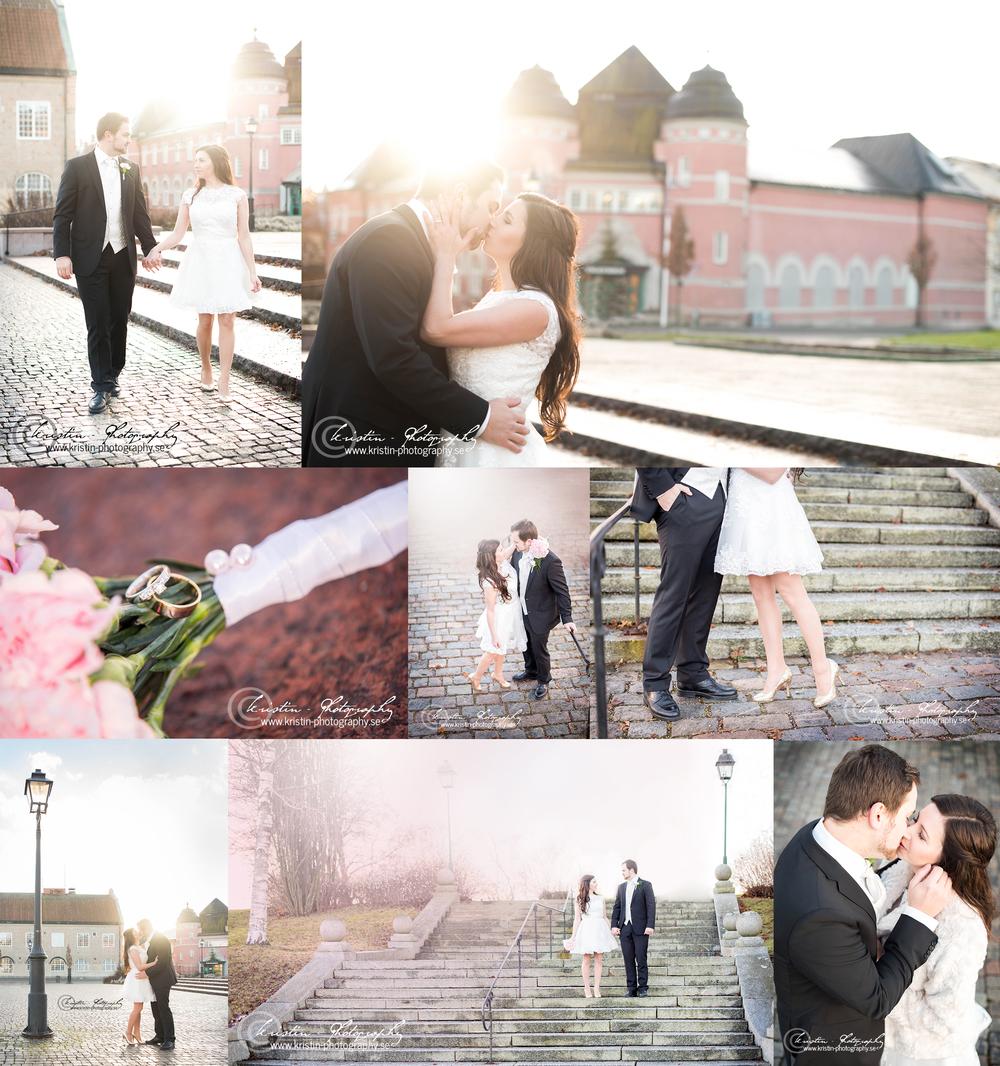 """""""Vi älskar bilderna du visat! Helt otroligt fina.."""" Ord från gårdagens brudpar, det värmer i hjärtat!"""