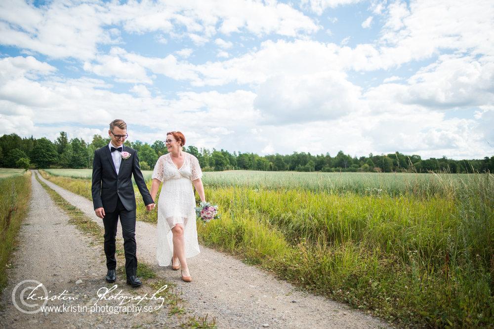Anna & Henrik - Låsta Gårdshotell
