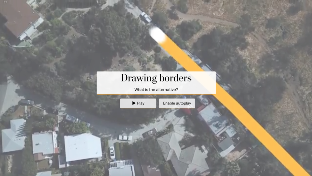 Where do you draw the lines? Did California figure out a way to solve gerrymandering?   Reporter, videographer and editor; Filmed drone footage