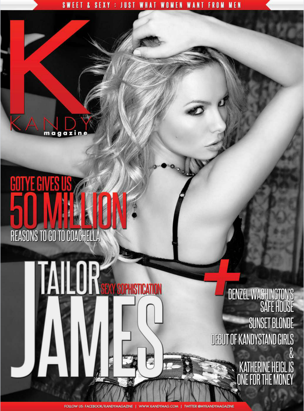 Studio V Photography Tailor James magazine