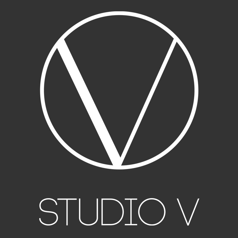 Studio V Photography Logo SEO Photographer Photography