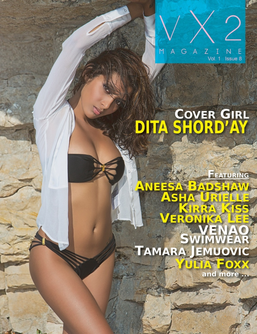 Studio V Photography VX2 Magazine Cover