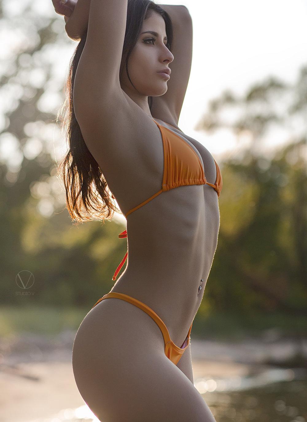 Studio V Photography Karlie V Sal Bikini babe.jpg