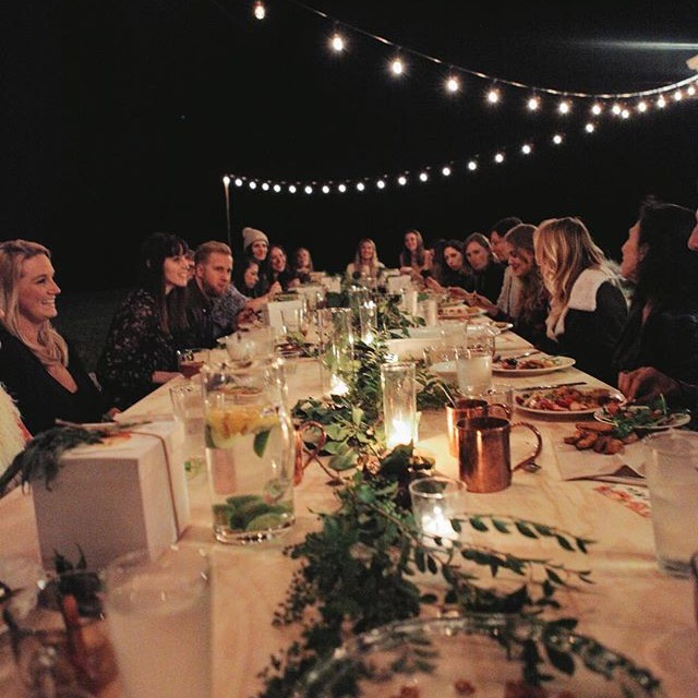 Sisters of Nature  (Community Dinner)                 Photo by @ sistersofnature