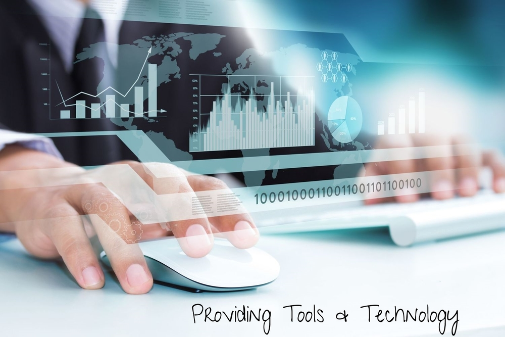 Providing Tools & Technology
