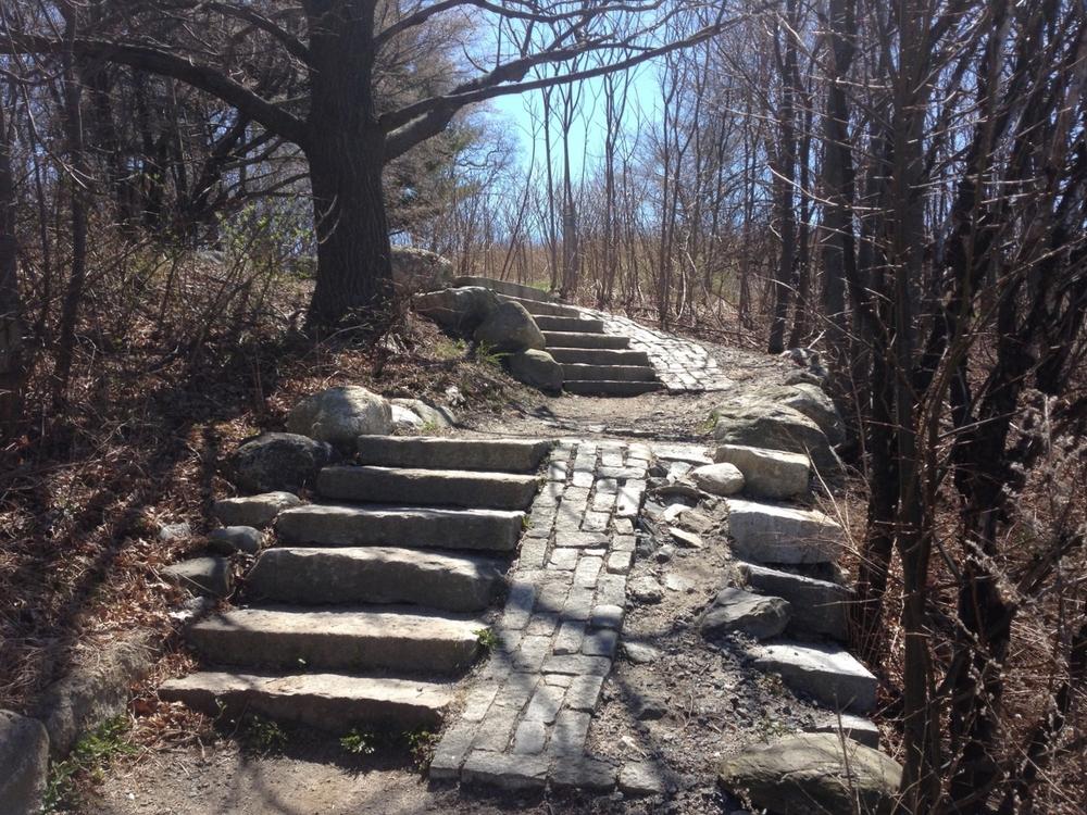 Loring Memorial Trail