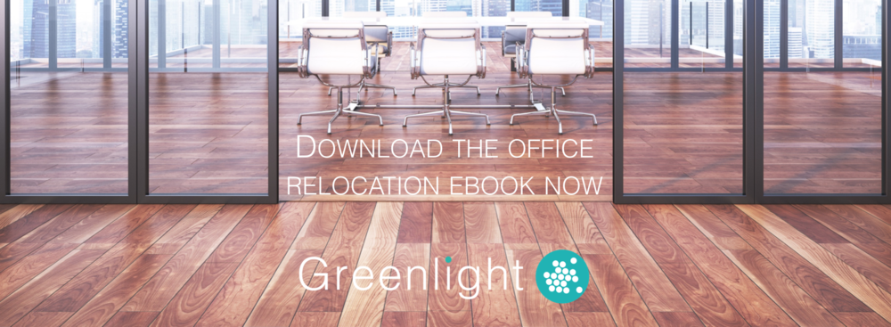 Office Relocation Ebook - Greenlight CI | Jersey | Guernsey Channel Islands | Project Management, Programme Management, Business Analysis