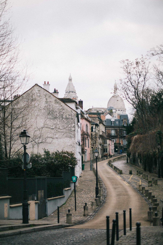 Montmartre Paris Artist's District