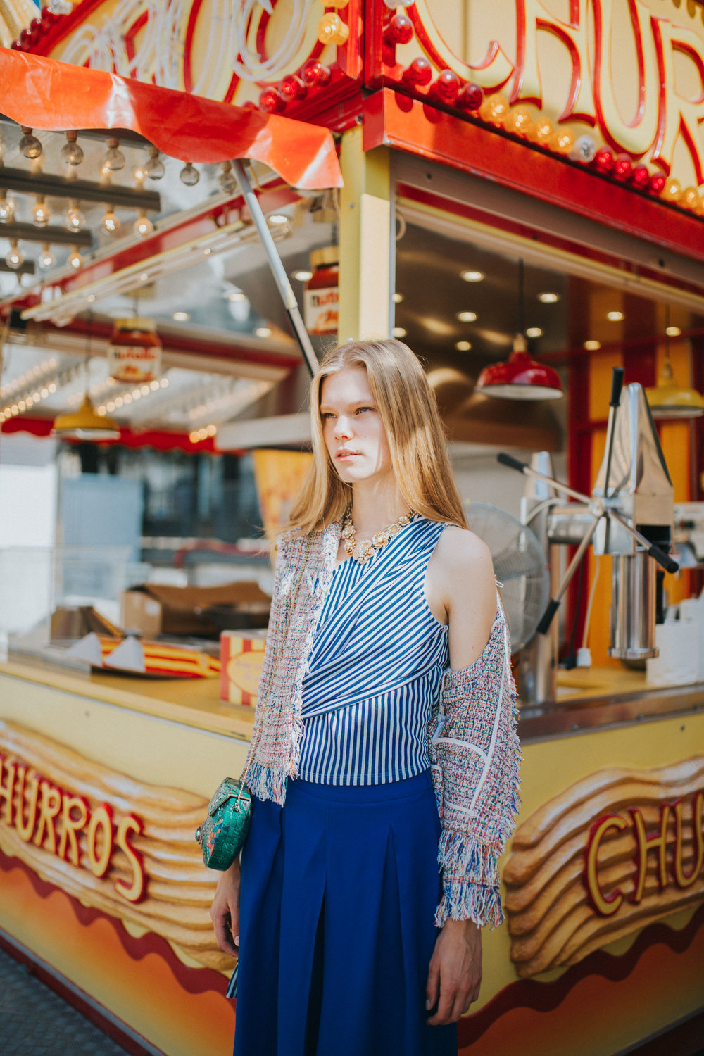 Fashion Photography in Paris
