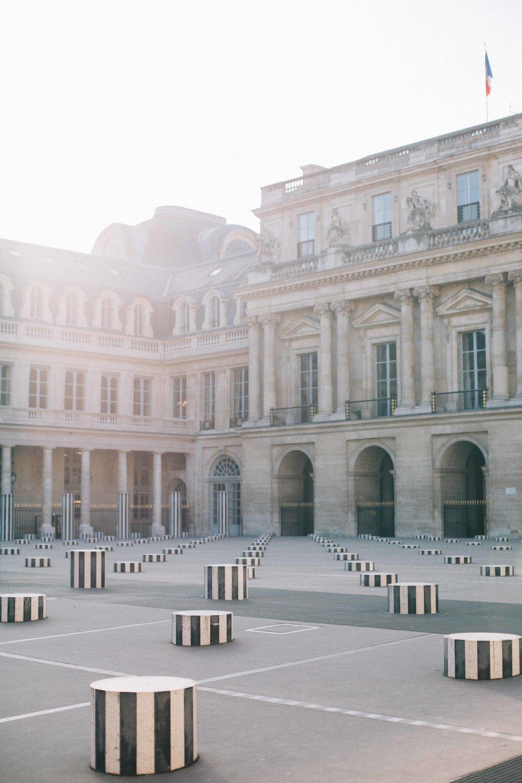 Palais Royale Paris Photography
