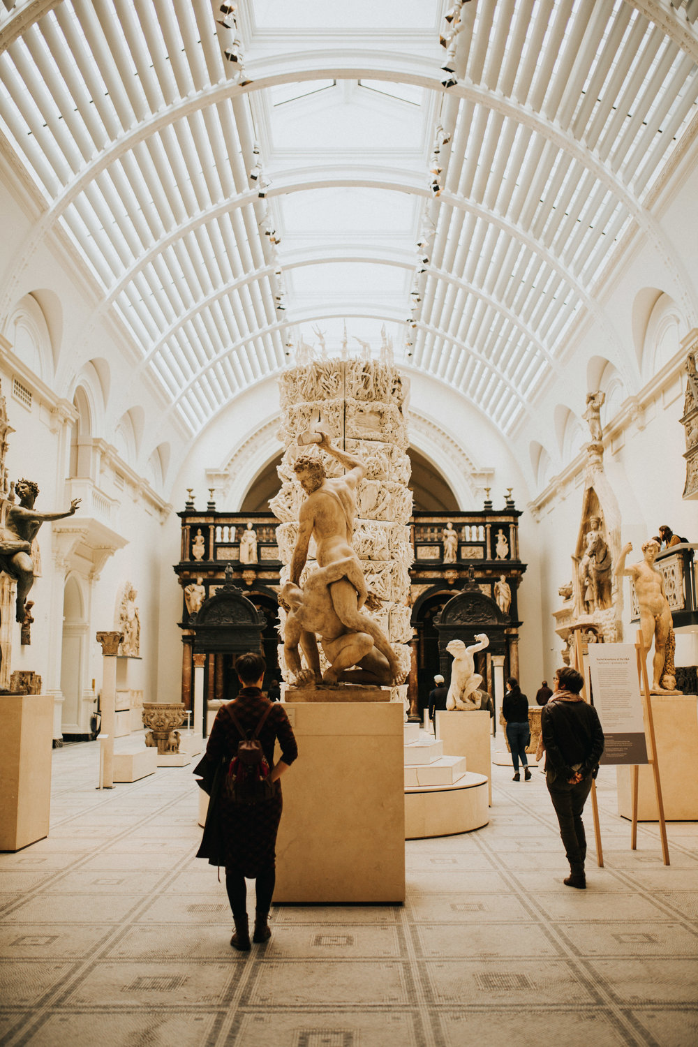 Victoria & Albert Museum - https://www.vam.ac.uk/