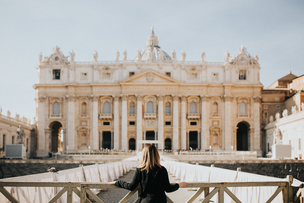 Italy - Rome Travel Photography - Vatican City