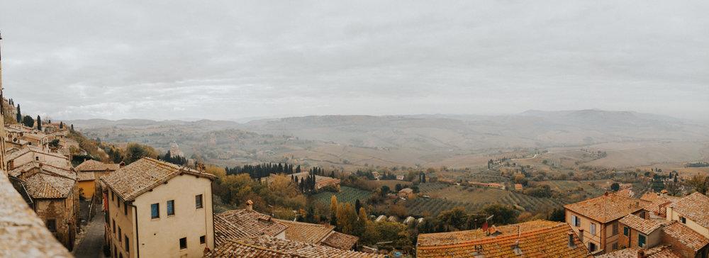 Italy Roadtrip Travel Photography - Tuscany
