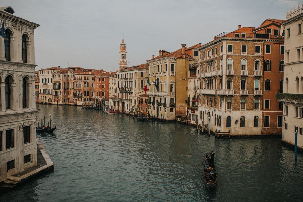 Italy Roadtrip Travel Photography - Venice