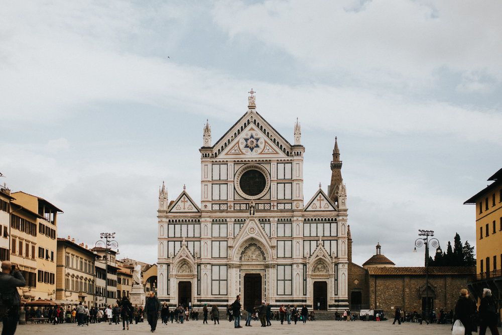 Italy Roadtrip Travel Photography - Siena