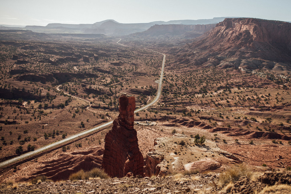 Capitol Reef National Park - Travel Photography