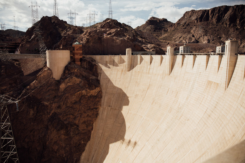 Hoover Dam Travel Photography