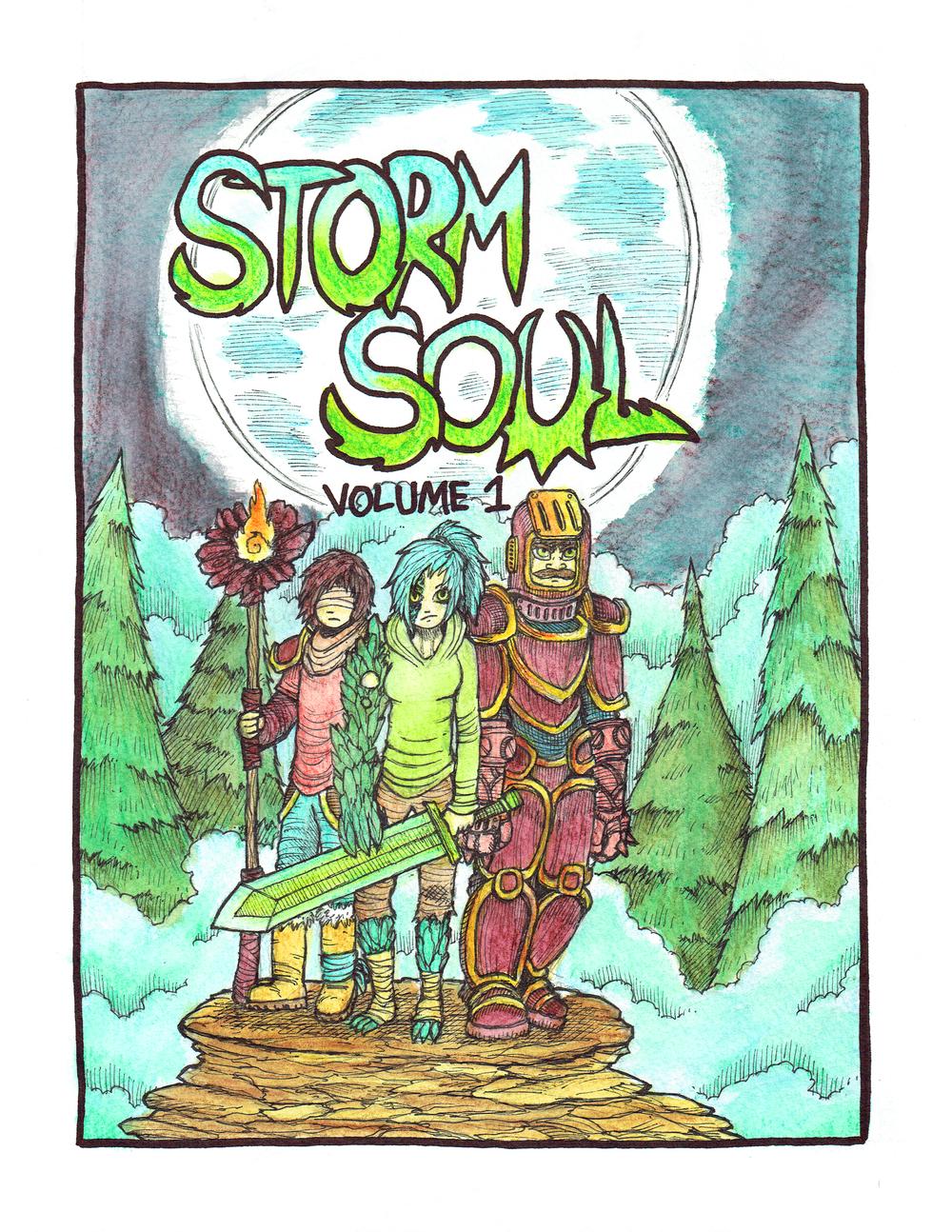 Storm Soul Cover