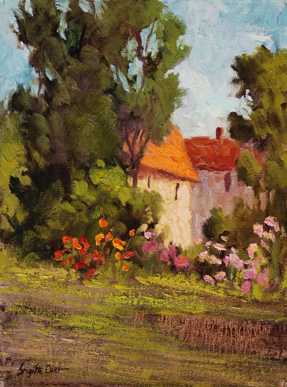 French Garden 16 x12.jpg