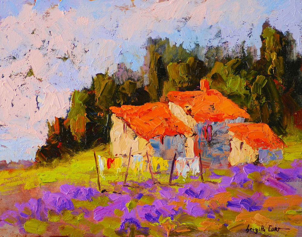Summer in Provence 16 x 20.jpg