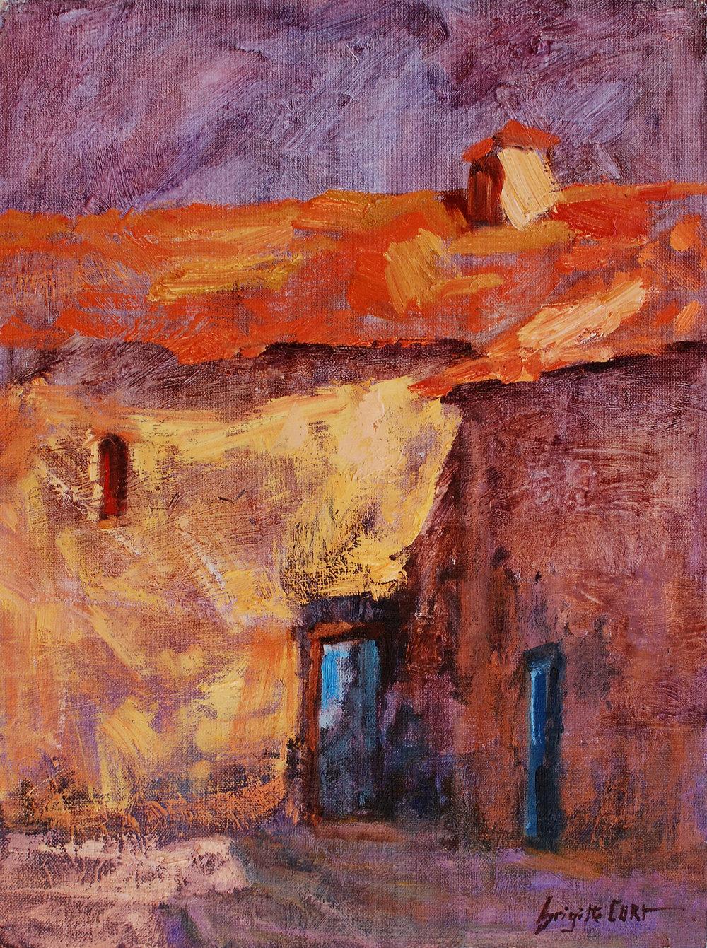 Provence Courtyard 16 x 12.jpg