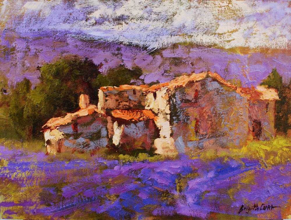 Provence Summer 12 x 16.jpg