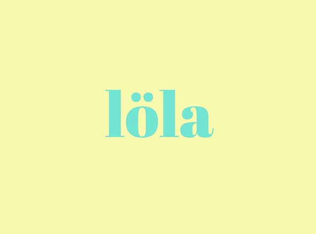 löla apparel 🐠 stay tuned for their full brand design story!
