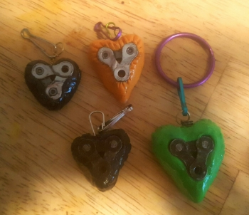 Link to my Heart pendant samples. $10 plus shipping. All made custom for orders. Please state color choice in special instructions during order.