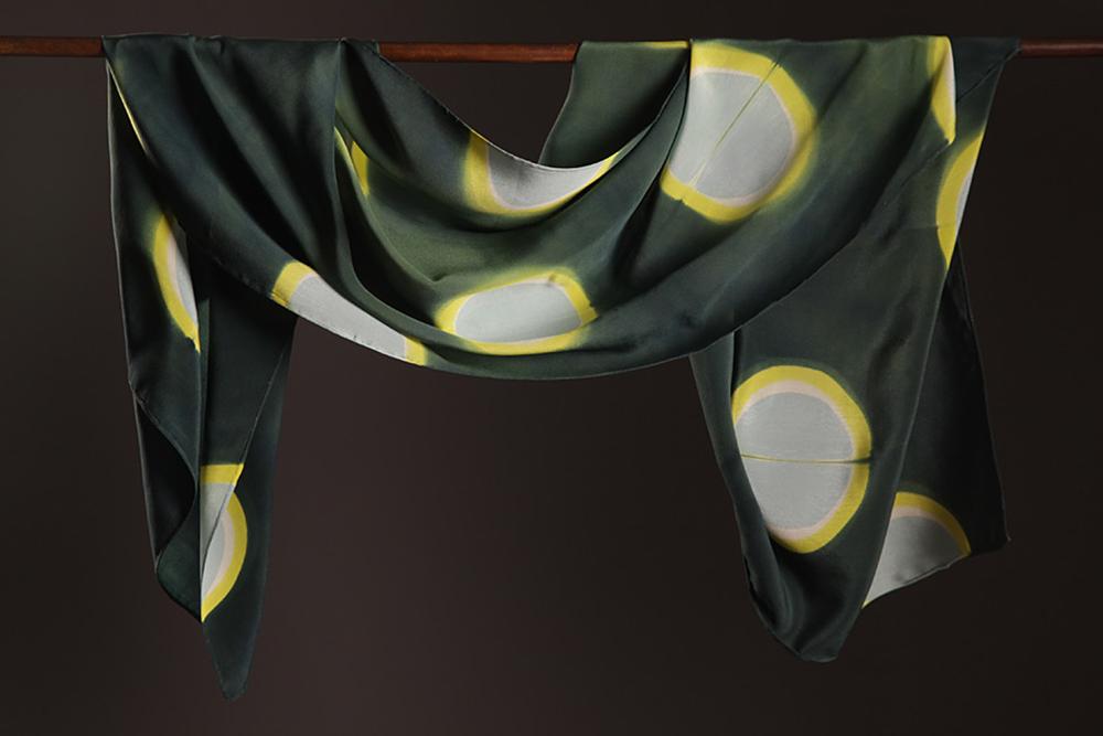 Silk scarf 02