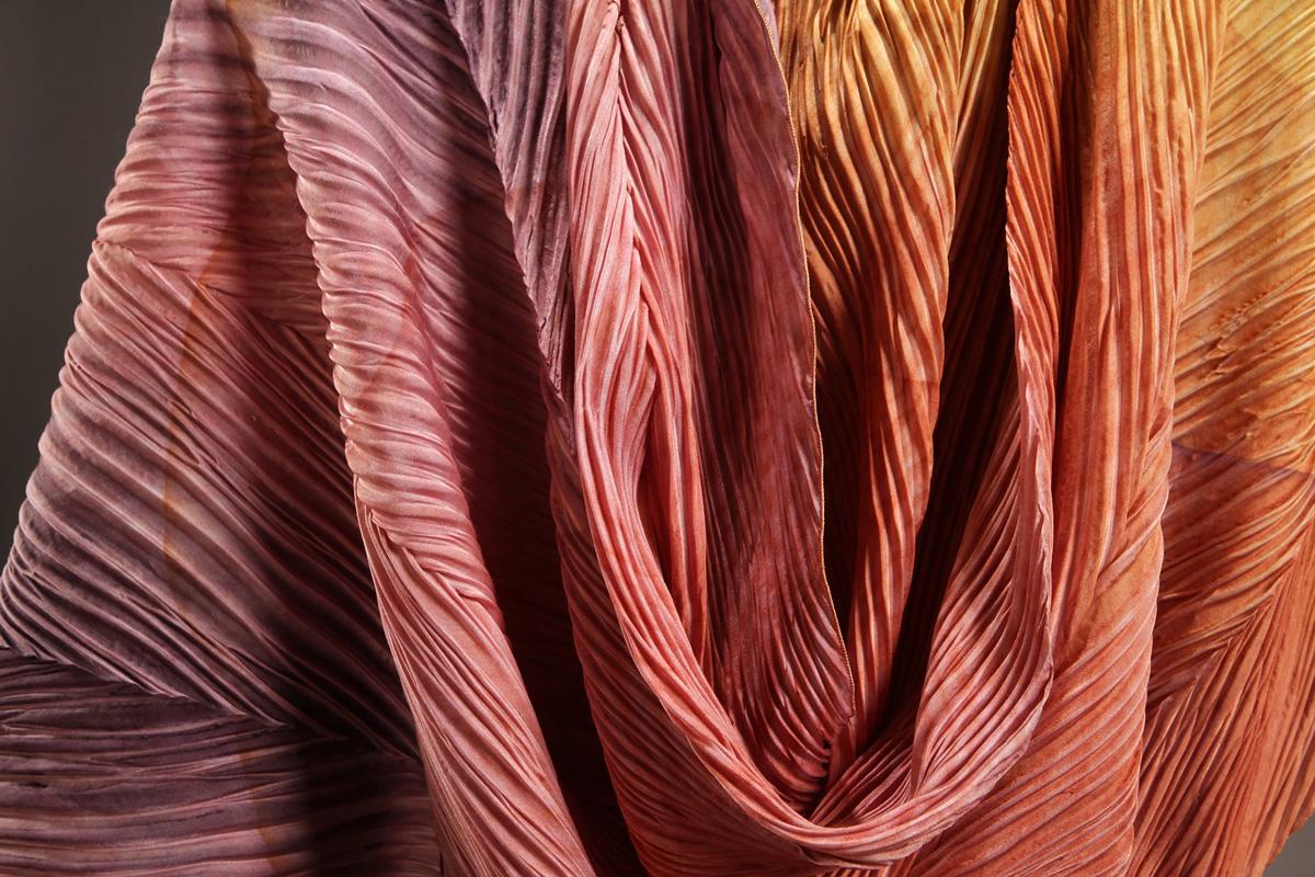 Merguza Shawl, Textile, Carys Ann Hamer