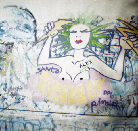 Italian Graffiti, Photograph, Skip Smith