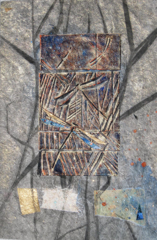 Dragonflies, Print, Francy Blumhagen