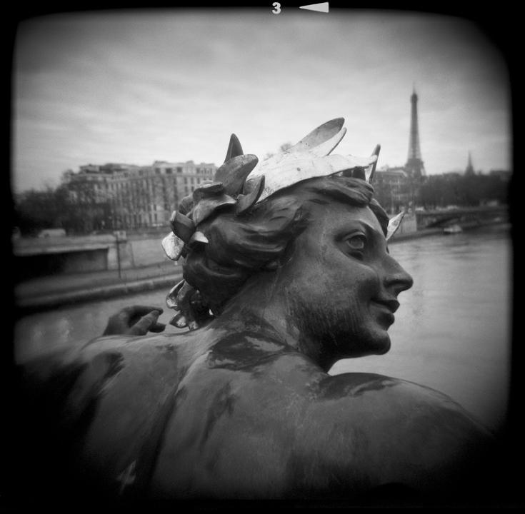 Pont Alexandre III, Photograph, Lorraine Healy19webFIX