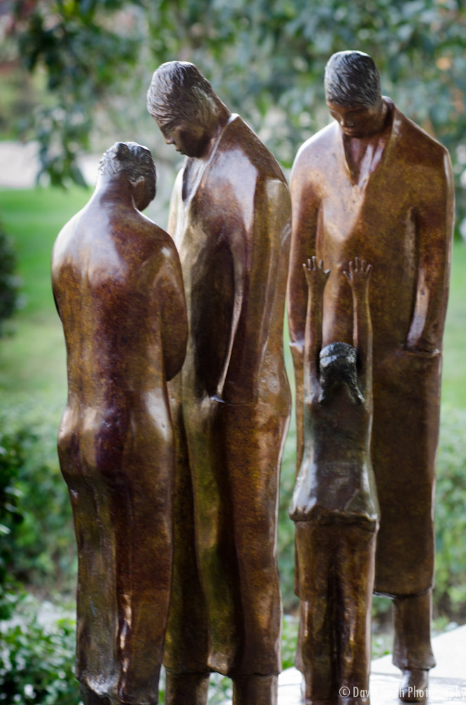 Family, Bronze, Jeff Day