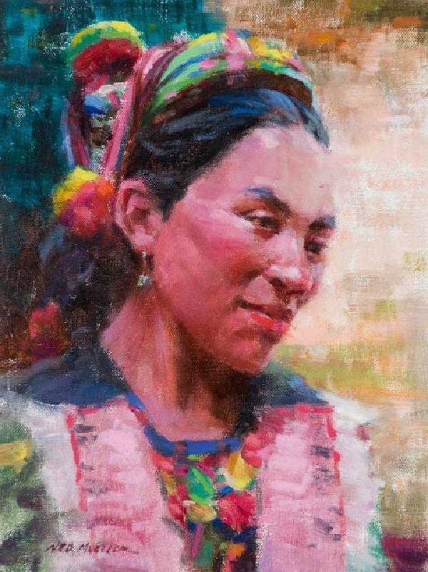 Mayan Woman-Guatemala