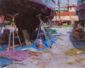 South Park Boatyard