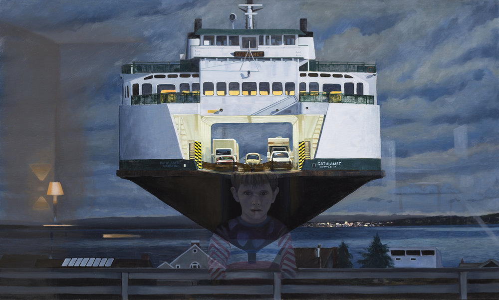Arrival (The Wreck of the Ferry Cathlamet)