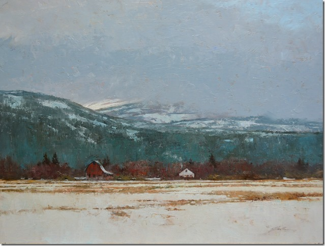 Winter, Hamilton