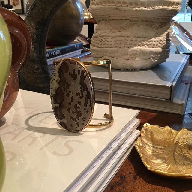 Know what you need? This gorgeous cuff! Come see all the beautiful pieces in store now! #shopdriscoll
