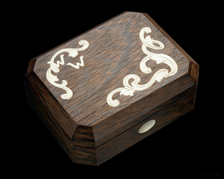 Traveling Jewelry Box