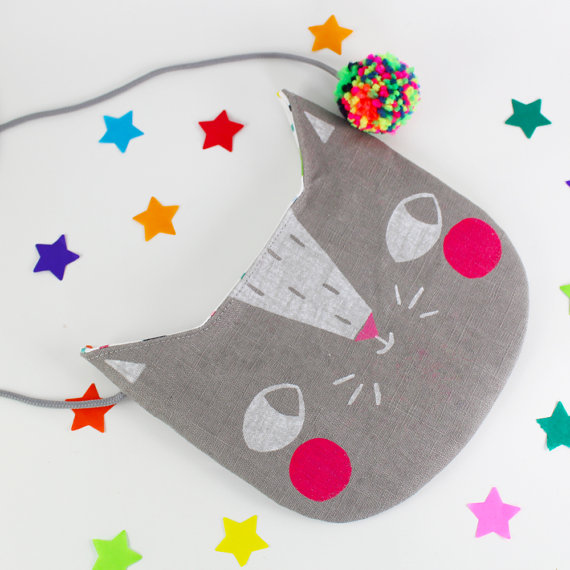 1. Julia Staite: Kids Cat Purse £14