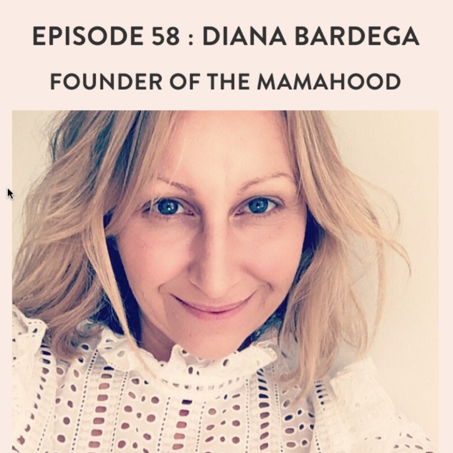 RAISING WOMEN - Interview with Founder Diana Bardega on the Raising Women Podcast