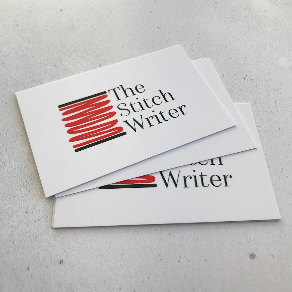 COPY WRITER - The Stitch WriterSERVICES: Copywriting • Product descriptions (Etsy, NOTHS) • Content creation • SEO • ProofreadingOFFER: Quote MAMAHOOD for 10% off standard fees
