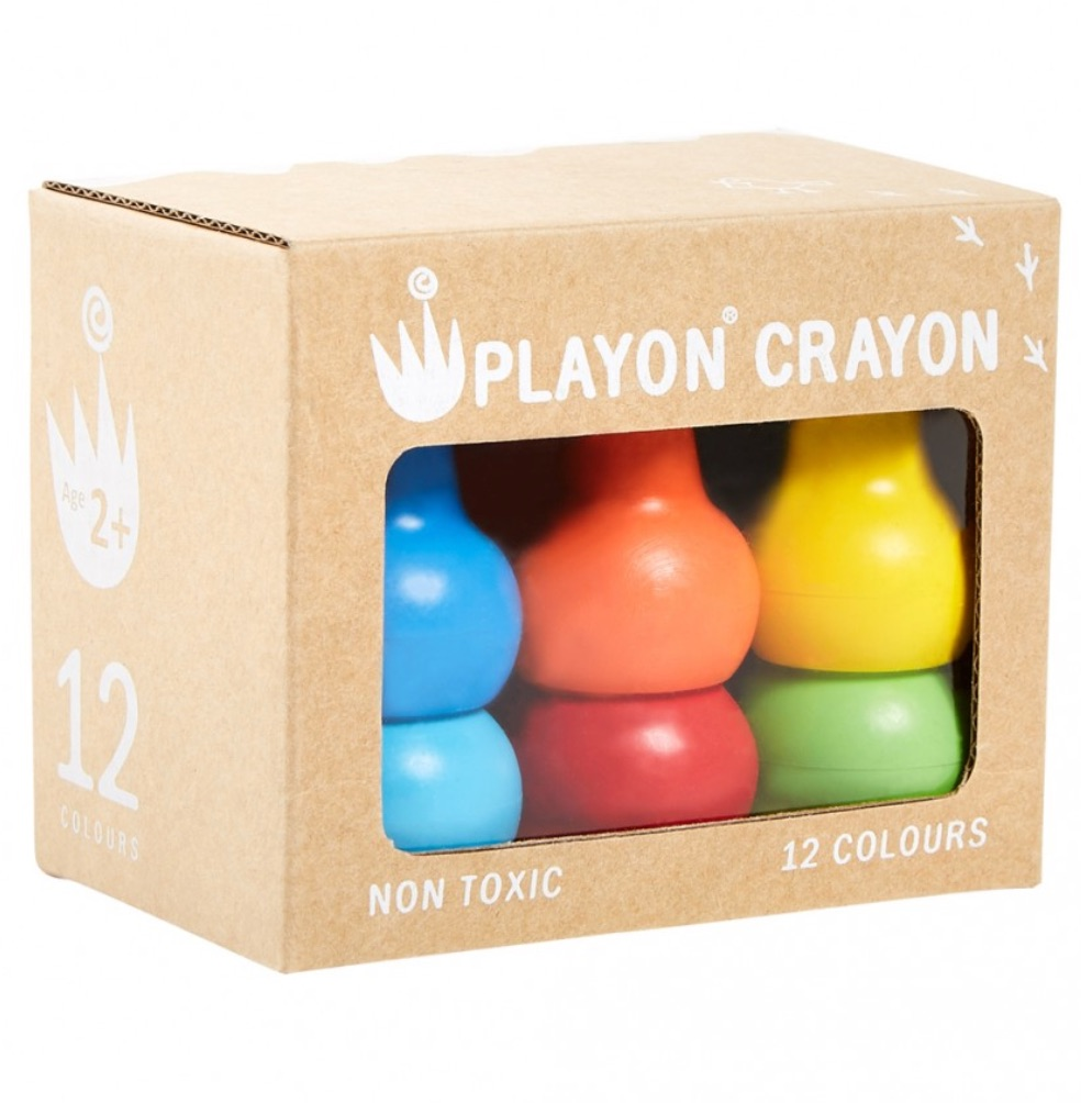 Playon Crayons : The Busy Box Company