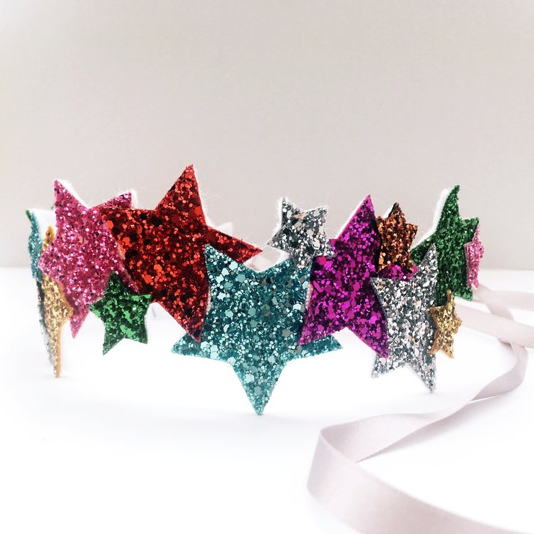 Rainbow Star Crown : Sparklechild