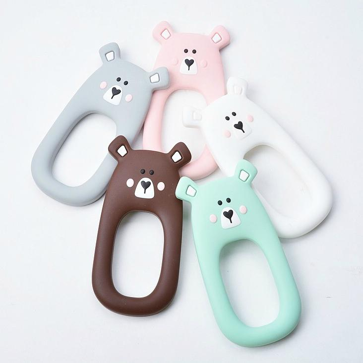 Bear Teether: Mama Knows