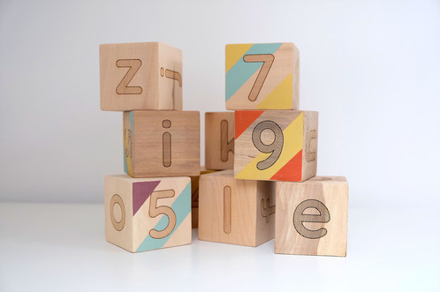 Eco Blocks: Small Stuff Uk